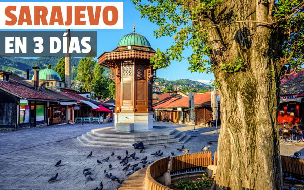 Sarajevo en tres dias