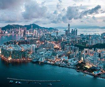 guia de Hong Kong