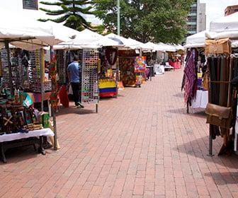 viajar a Bogotá