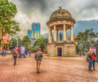 Bogotá en dos días