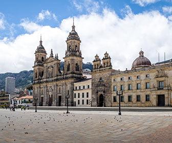 Bogotá en tres días