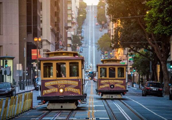 en cuantos días se ve San Francisco