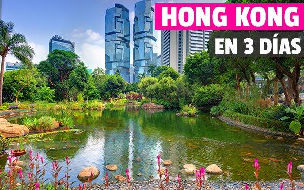 Hong Kong en tres dias