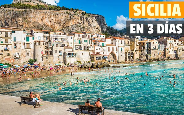 Sicília em três dias