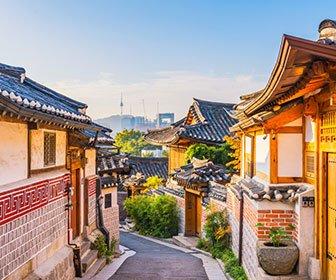 3 dias en Seul