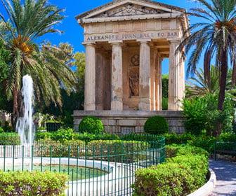 viaje de 3 días en Malta