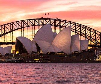 tres días en Sidney