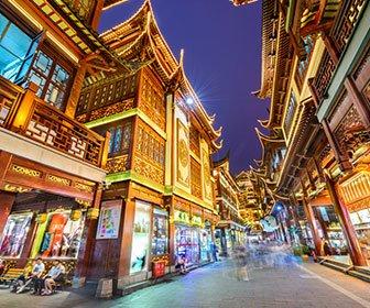 tres dias en shanghai