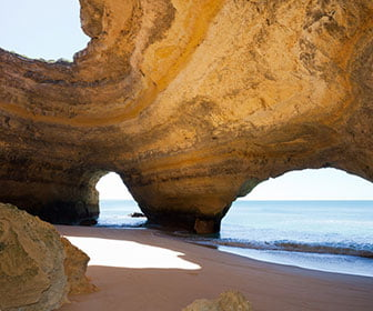 playas del sur de portugal