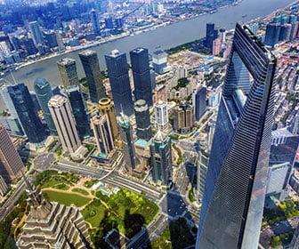 guía de viaje de shangai