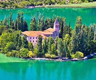 Monasterio de Krka