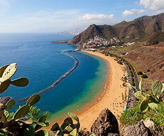 itinerario de viaje de 3 dias en Tenerife