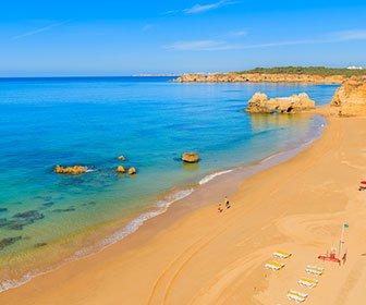ruta de tres días por el Algarve