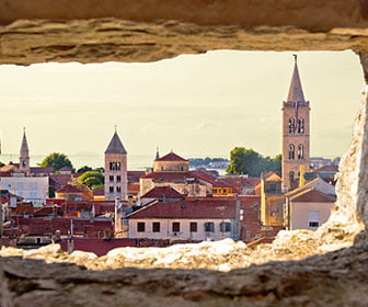 excursión a Zadar