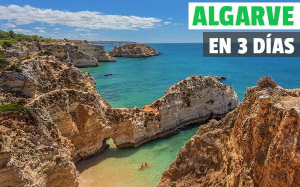 Algarve en tres dias