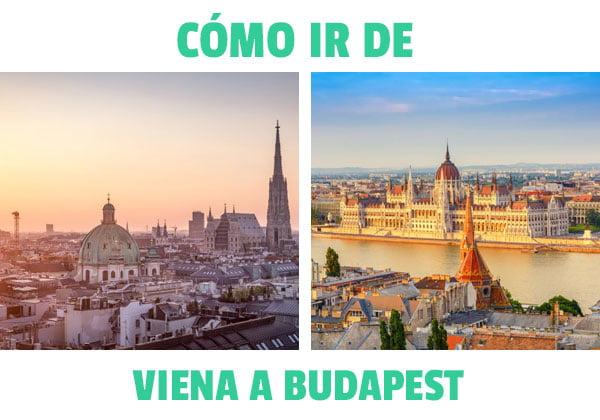 como ir de Viena a Budapest