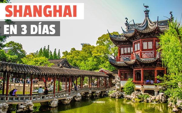 shanghai en 3 dias