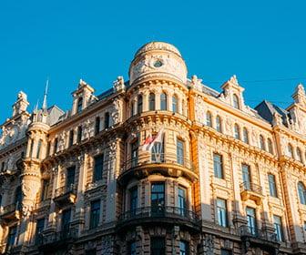 guia de viaje de Riga