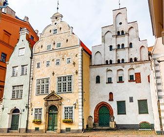 Ver Riga en una Escapada