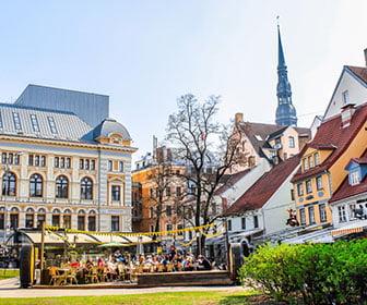 Itinerario Viaje a Riga 3 dias