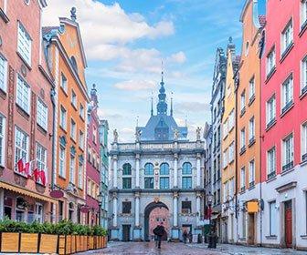 ciudad de gdansk