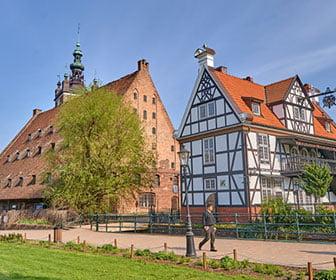 guia e itinerario para ver gdansk