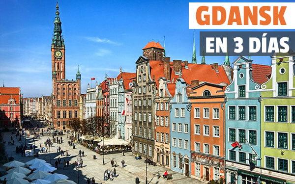 Gdansk en tres dias