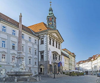 Viajar a Liubliana