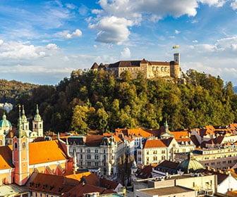 tres días en Liubliana