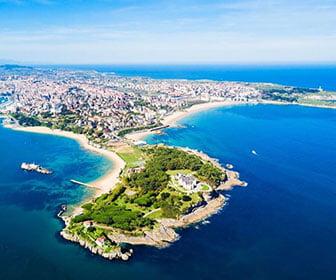 Santander en dos días
