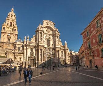 Murcia en 3 dias