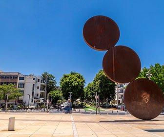 Plaza Habima