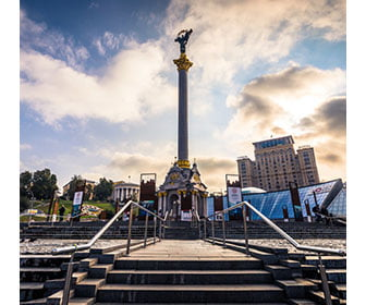 que ver en kiev