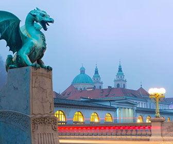 que ver en Liubliana en tres dias