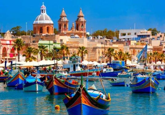 en cuantos dias se ve Malta