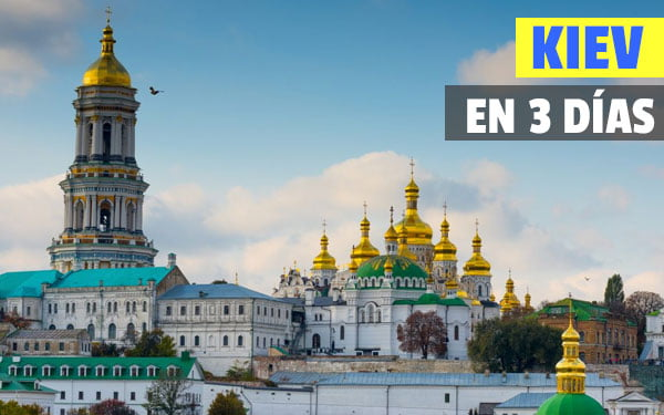 Kiev en tres dias