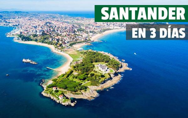 Santander en tres dias