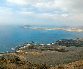 Miradores en Lanzarote