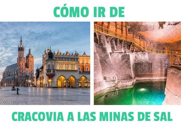 Como ir de Cracovia a las Minas de Sal de Wieliczka