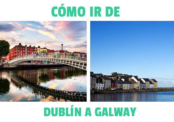 Como ir de Dublín a Galway