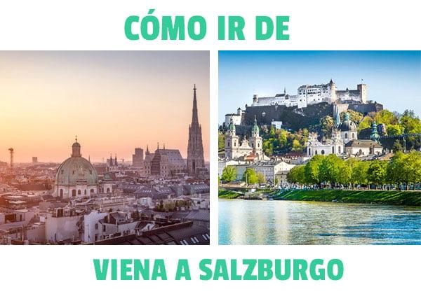 Como ir de viena a Salzburgo