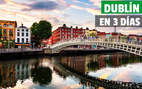 Dublin en 3 dias