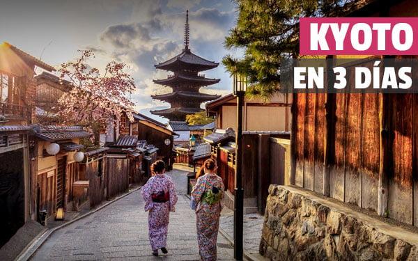 Kyoto en tres dias