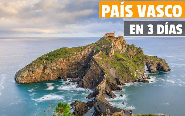 País Vasco en tres dias