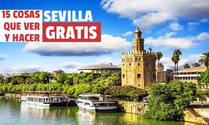 Que ver Gratis en Sevilla