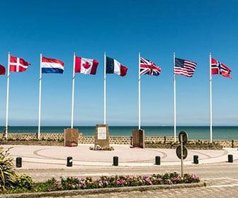 Que ver en Normandia en 3 dias