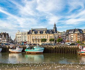 Principales ciudades de Normandia