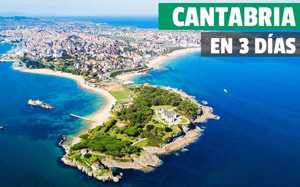 Cantabria en 3 dias