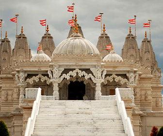 Templo Hindú en London