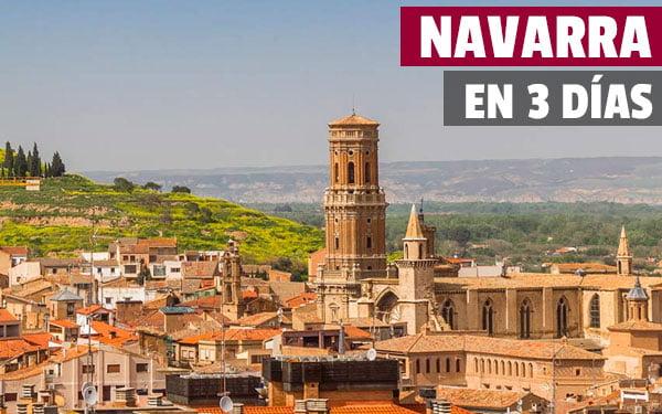 Navarra en tres dias